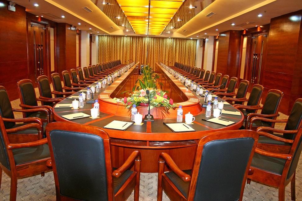 会议台型怎样摆放?广州米廷会展有限公司给您最佳的选择!